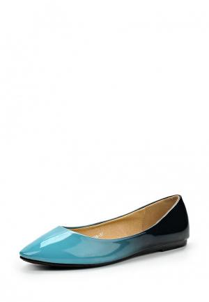 Туфли ARZOmania. Цвет: разноцветный