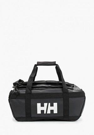 Сумка спортивная Helly Hansen HH SCOUT DUFFEL S. Цвет: черный