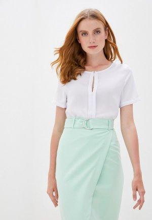 Блуза Incity. Цвет: белый