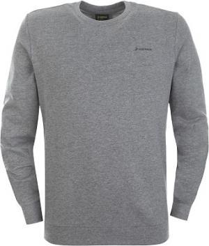 Свитшот мужской , размер 42 Demix. Цвет: серый