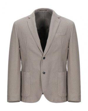 Пиджак RODA. Цвет: светло-коричневый