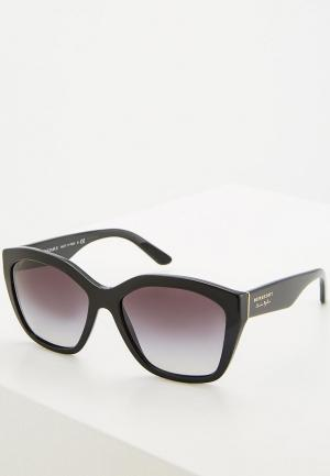 Очки солнцезащитные Burberry BE4261 30018G. Цвет: черный
