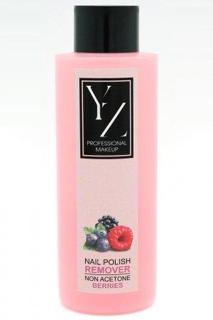 Жидкость для снятия лака YZ (Иллозур). Цвет: none