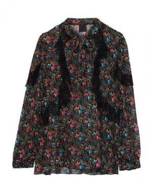 Блузка ANNA SUI. Цвет: черный