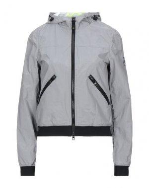 Куртка SHOCKLY. Цвет: серый