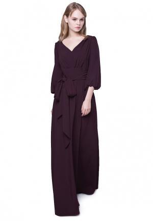 Платье Marichuell KAYVA. Цвет: фиолетовый