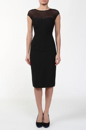 Платье Herve L.Leroux. Цвет: черный