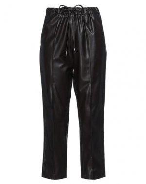 Повседневные брюки BLACK LABEL. Цвет: какао