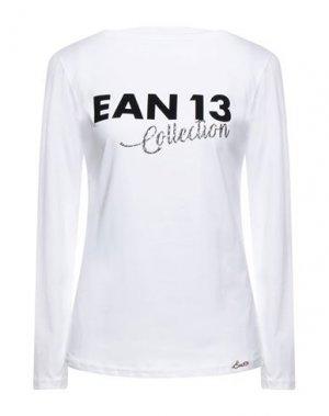 Футболка EAN 13. Цвет: белый