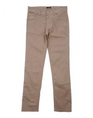 Джинсовые брюки BROOKSFIELD. Цвет: хаки