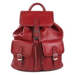 Рюкзак R32543 темно-красный GERARD HENON