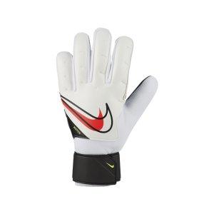 Футбольные перчатки Goalkeeper Match - Белый Nike