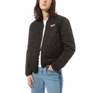 Куртка Boom Bomber VANS. Цвет: черный