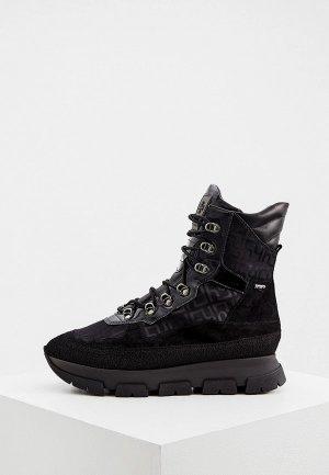 Ботинки Högl CLIMBER. Цвет: черный