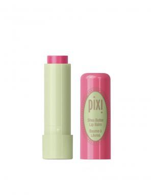 Бальзам для губ с маслом ши -Розовый Pixi