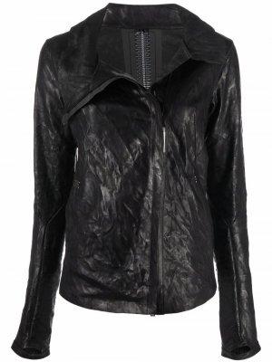 Куртка на молнии Isaac Sellam Experience. Цвет: черный