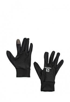 Перчатки Salomon ACTIVE GLOVE U. Цвет: черный