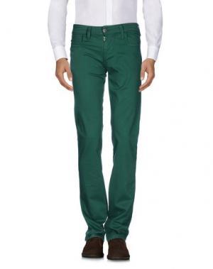 Повседневные брюки ENERGIE. Цвет: зеленый