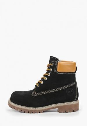 Ботинки Excavator EX905AWDWJQ1. Цвет: черный