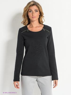 Пуловер Bandolera. Цвет: черный