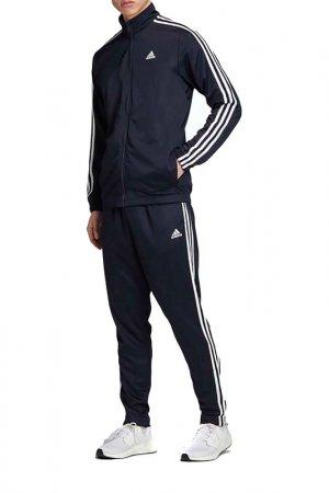 Костюм MTS Athl Tiro adidas. Цвет: синий