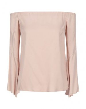 Блузка FRANCESCA PICCINI. Цвет: телесный