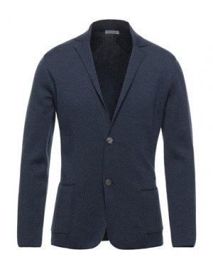 Пиджак GRAN SASSO. Цвет: синий