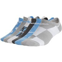 Легкие короткие носки с графикой для школьников Nike Everyday (6 пар)