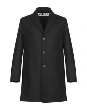 Пальто LOREAK MENDIAN. Цвет: черный