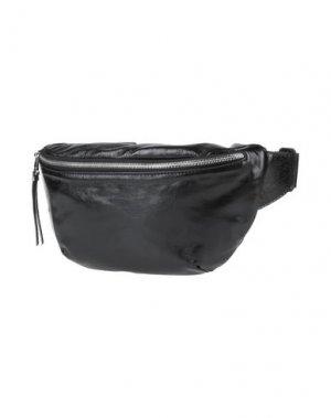 Рюкзаки и сумки на пояс GIANNI CHIARINI. Цвет: черный