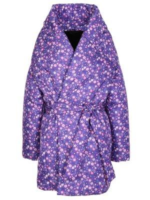 Куртка с принтом BALENCIAGA