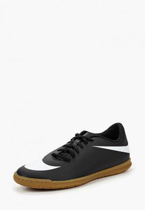 Бутсы зальные Nike Mens BravataX II (IC) Indoor-Competition Football Boot. Цвет: черный