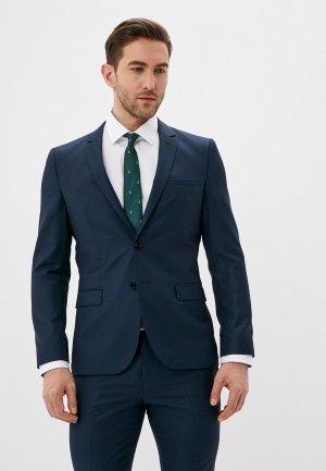 Пиджак Hugo Arti204. Цвет: синий