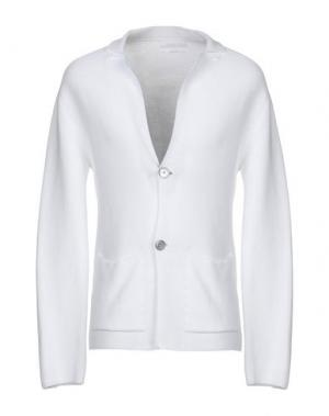 Пиджак DANIELE FIESOLI. Цвет: белый