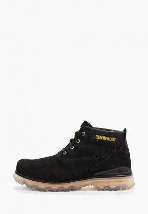 Ботинки Caterpillar BOWEN. Цвет: черный