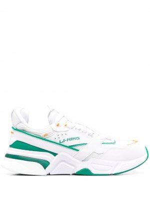 Кроссовки 001 Classic Li-Ning. Цвет: белый