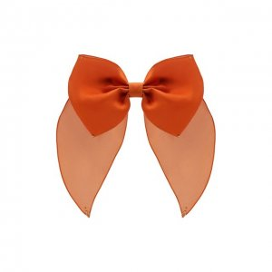 Бант Panfil. Цвет: оранжевый
