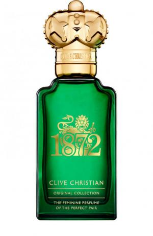 Парфюмерная вода 1872 Feminine Clive Christian. Цвет: бесцветный