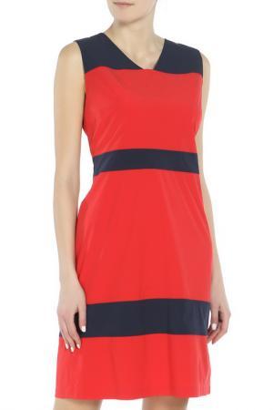 Платье STEFFEN SCHRAUT. Цвет: красный