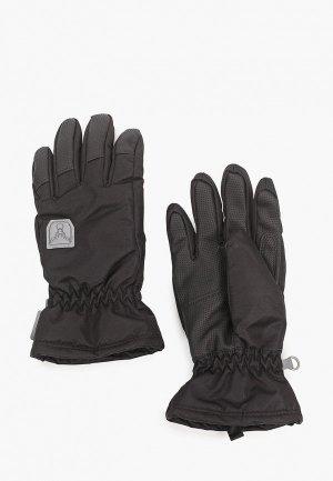 Перчатки Hofler. Цвет: черный