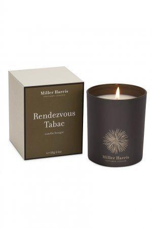 Rendezvous Tabac - Свеча 185g Miller Harris. Цвет: без цвета