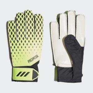 Вратарские перчатки Predator 20 Training Performance adidas. Цвет: черный