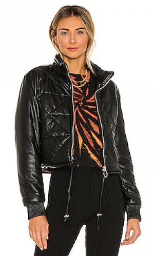 Дутая куртка BLANKNYC. Цвет: черный