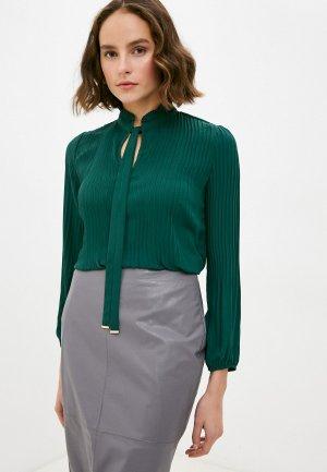 Блуза Incity. Цвет: зеленый