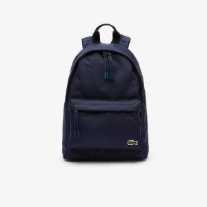 Рюкзак NEOCROC Lacoste. Цвет: темно-синий