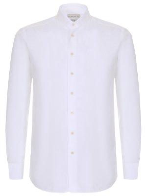 Рубашка хлопковая slim fit ETRO