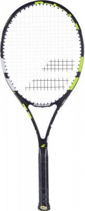 Ракетка для большого тенниса EVOKE 102 27 Babolat. Цвет: черный