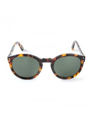 St.Germain sunglasses Ahlem. Цвет: коричневый