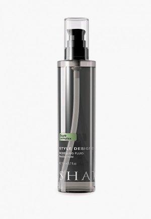 Гель для укладки Aldo Coppola SHATUSH моделирования волос подвижная фиксация 200 мл. Цвет: прозрачный