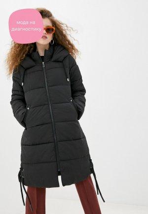 Куртка утепленная Mavi HOODED COAT. Цвет: черный